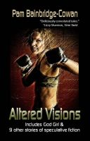 Cover for 'Altered Visions'