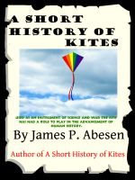 Cover for 'A Short History of Kites'
