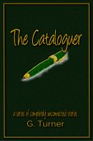 Cover for 'The Cataloguer'