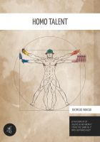 Cover for 'Homo Talent'
