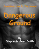 Cover for 'Dangerous Ground'