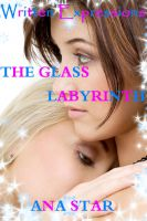 Cover for 'The Glass Labyrinth'
