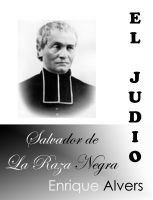 Cover for 'El Judío - Salvador de la Raza Negra'