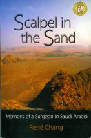 Cover for 'Scalpel in the Sand'