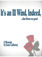 Cover for 'It's an Ill Wind, Indeed...'