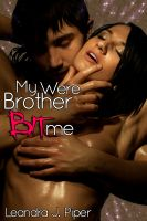 Cover for 'My Were-Brother Bit Me'