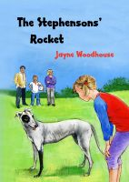 Cover for 'The Stephensons' Rocket'
