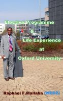 Cover for 'Elective Programme and Life Experience at Oxford University'