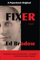 Cover for 'Fixer'