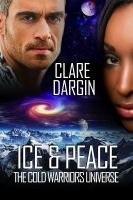 Cover for 'Ice and Peace'