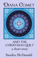 Cover for 'Diana Comet and the Christmas Quilt'