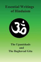 Cover for 'Essential Writings of Hinduism: The Upanishads and the Mahabharata'