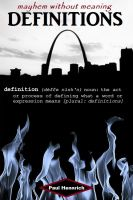 Cover for 'Definitions'