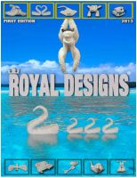 Cover for 'Royal Designs'