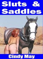 Cover for 'Sluts & Saddles'