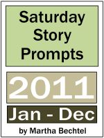 Cover for 'Saturday Story Prompts Collection : 2011'