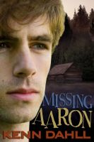 Cover for 'Missing Aaron'