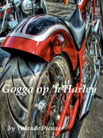 Cover for 'Gogga op 'n Harley (Afrikaans Edition)'