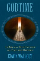 Cover for 'GodTime  75 Biblical Meditations on Time and History'