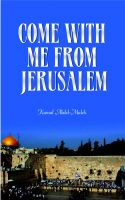 Cover for 'Come With Me From Jerusalem'