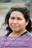 Cover for 'Tamales for Sale: The Untold Story of an Immigrant Family'