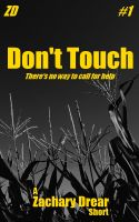 Cover for 'Don't Touch'