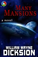 Cover for 'Many Mansions'