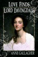 Cover for 'Love Finds Lord Davingdale'