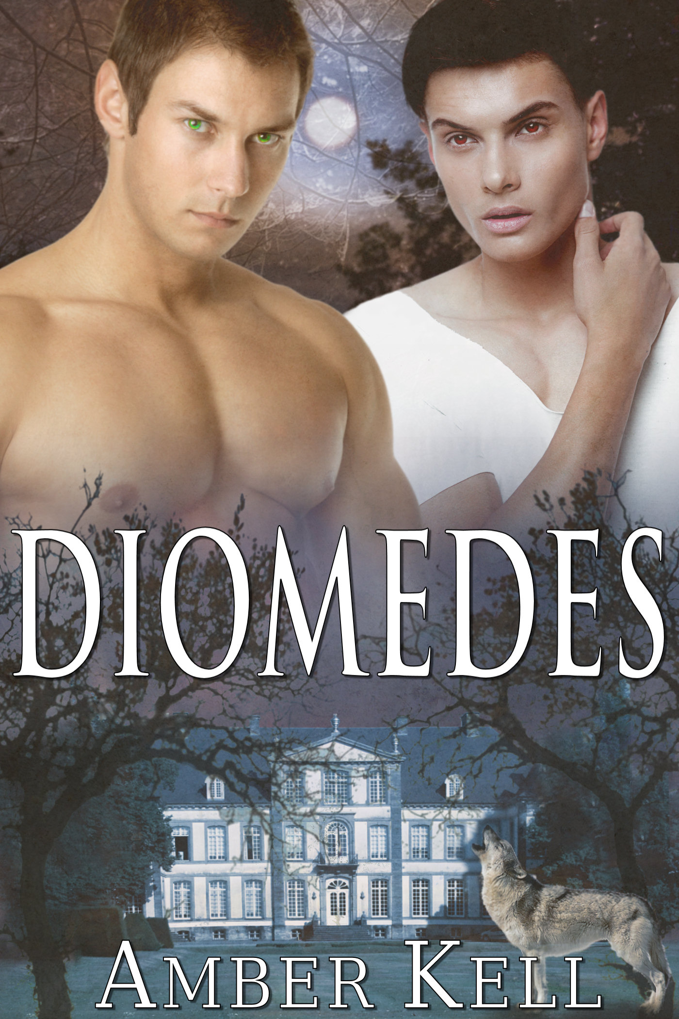 Amber Kell - Diomedes