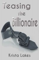 Cover for 'Teasing the Billionaire'