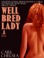 Cover for 'Well Bred Lady'