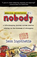 Cover for 'Amazing Adventures of a Nobody'