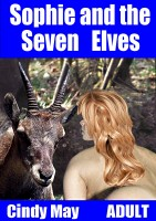 Cover for 'Sophie and the Seven Elves'