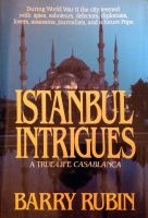 Cover for 'Istanbul Intrigues'