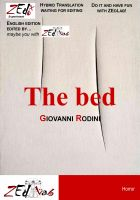 Cover for 'The bed'