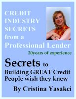 Cover for 'Secrets To Building Great Credit (People Wish they Knew)'
