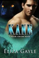 Cover for 'Kane: A Black Cougar Novel'