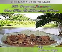 Cover for 'The Original Jamaican Stew Peas & Dumplings Recipe'