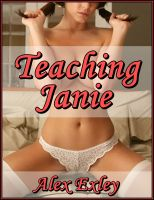Cover for 'Teaching Janie'
