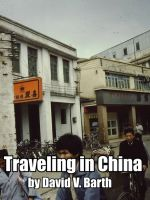 Cover for 'Traveling in China'