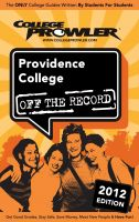 Cover for 'Providence College 2012'