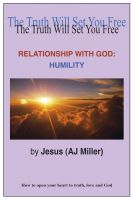 Cover for 'Relationship With God: Humility'