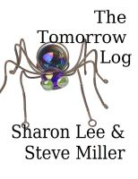 Cover for 'The Tomorrow Log'