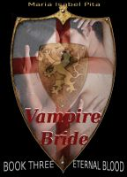 Cover for 'Vampire Bride - Book Three (Eternal Blood)'