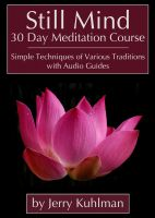 Cover for 'Still Mind 30 Day Meditation Course'