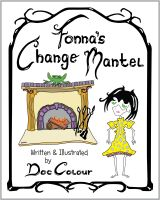 Cover for 'Fonna's Change Mantel'
