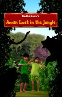 Cover for 'Aman Lost in the Jungle'