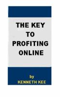 Cover for 'The Key to Profiting Online'