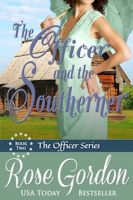 Cover for 'The Officer and the Southerner (Western Historical Romance)'