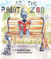 Cover for 'At The Robot Zoo'